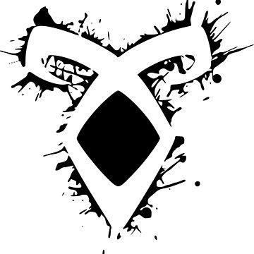 Shadowhunters logo by KikkaT