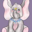 elephant spring by redqueenself