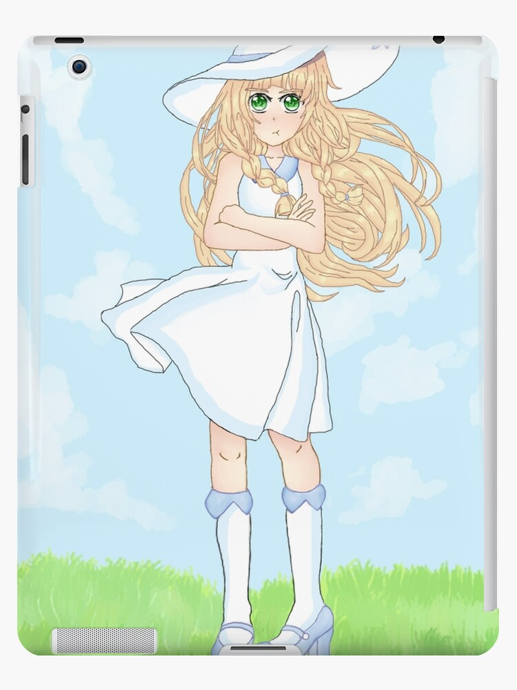 moon Lillie fanart print iPhone Case