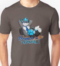 Maxx's business as usual foxx Unisex T-Shirt