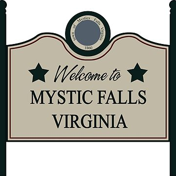 Mystic Falls by GraphicallyS