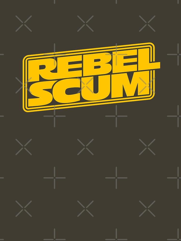 Rebellen-Abschaum! von LittlepixelUK