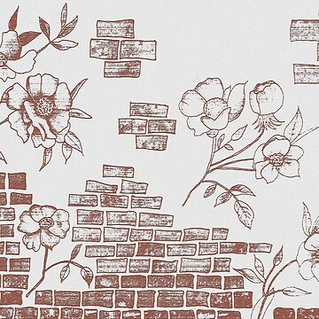 Flowers Wall by GraphicallyS