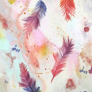 Feathers by GraphicallyS