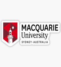 Macquarie University Sticker
