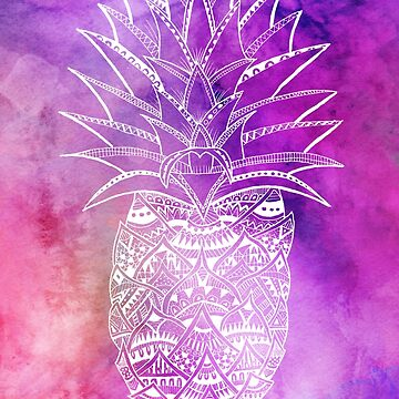Pineapple by GraphicallyS