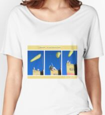 The locals of Lady Robinsons Beach  Women's Relaxed Fit T-Shirt