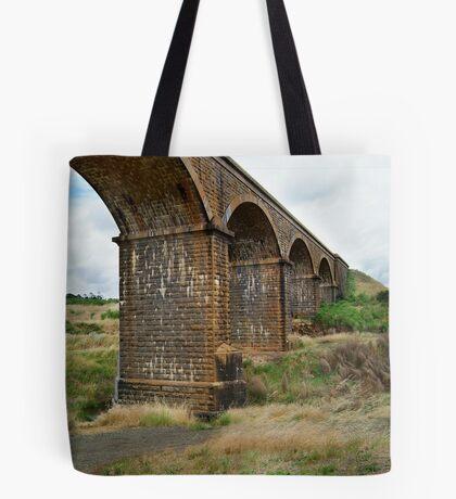 Railway Bridge, Malmsbury Victoria Tote Bag
