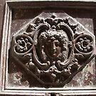 Door detail by Christine Oakley