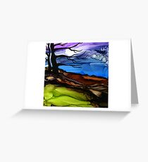 Rising Storm Greeting Card
