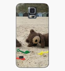 Deano Bears at the seaside Case/Skin for Samsung Galaxy