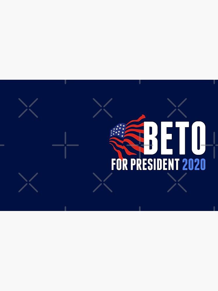 Beto für Präsident 2020 von elishamarie28