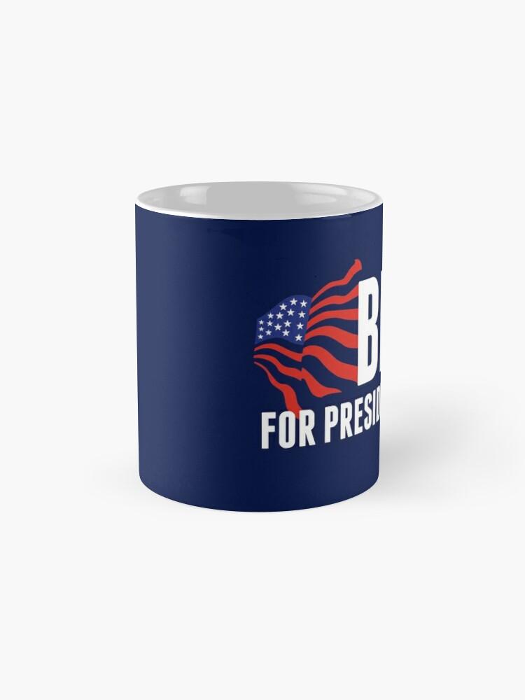 Alternative Ansicht von Beto für Präsident 2020 Tasse
