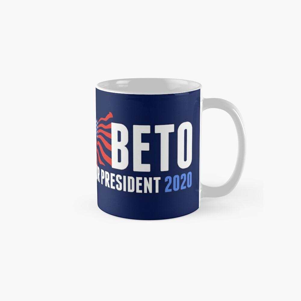 Beto für Präsident 2020 Tasse