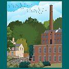 STYAL - Quarry Bank Mill by CRP-C2M-SEM