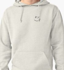 Louis Tomlinson Smiley Face Tattoo Pullover Hoodie
