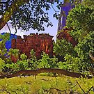 Zion National Park by Nancy Richard