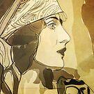 bohemian rhapsody by Deana Greenfield