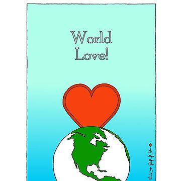 Eliot Raffit - World Love by EliotRaffit