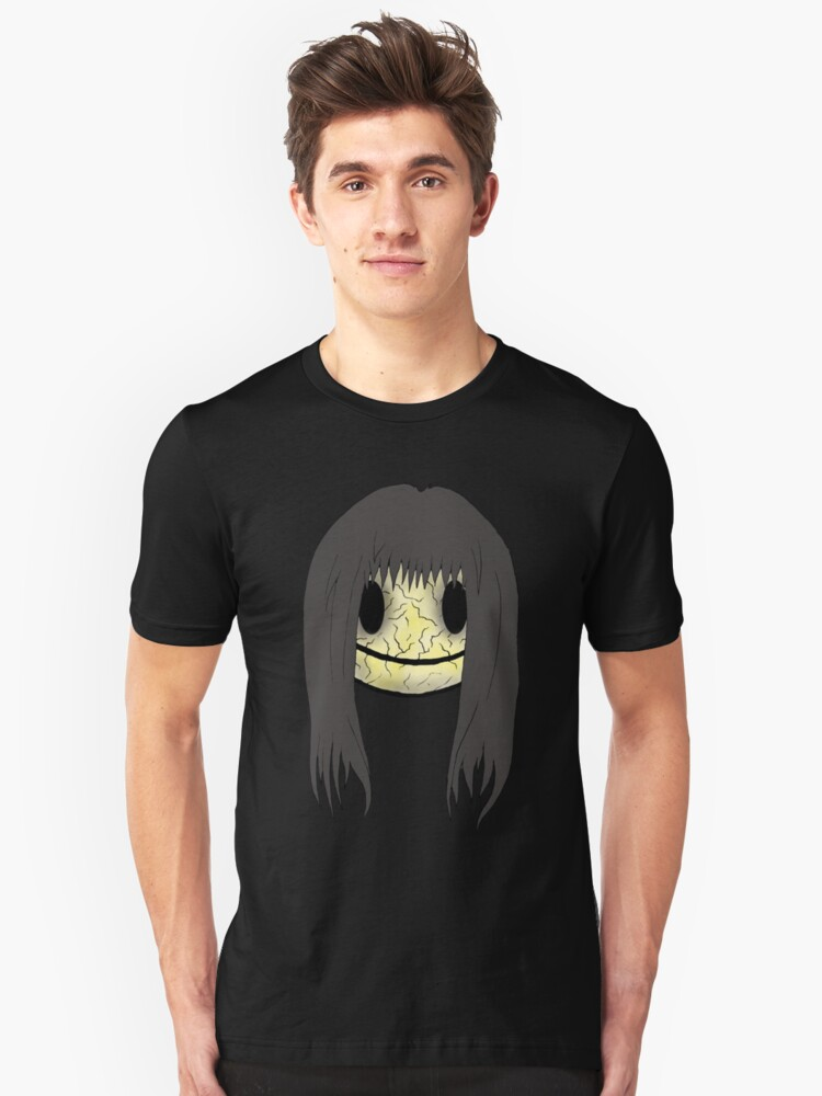 The Ring Smiley Unisex T-Shirt Front