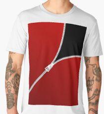 ZIPPER FIVE Men's Premium T-Shirt