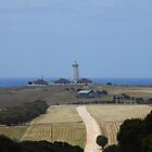 Cape Willoughby Lighthouse, a Fairy Tale View, Kangaroo Island SA Australia by ABY-Creative