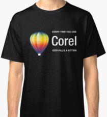 Corel dark Classic T-Shirt