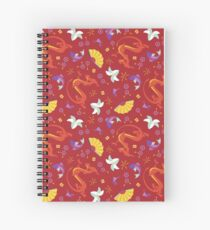 Dishonor on Your Cow Spiral Notebook