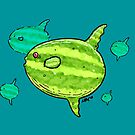 Melon Mola by Natalie Metzger