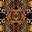 #fractalart #symmetry #kaleidoscope #pattern #abstract #futuristic #science #decoration #shape #geometry #vertical #livingorganism #nopeople #textured #inarow #circle #spiral #fractal #chandelier by znamenski