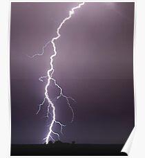 Lightning Roots Poster