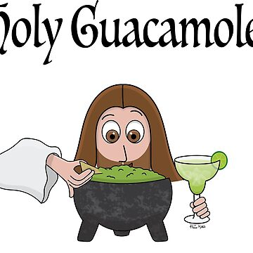 Holy Guacamole by PhanieMilton