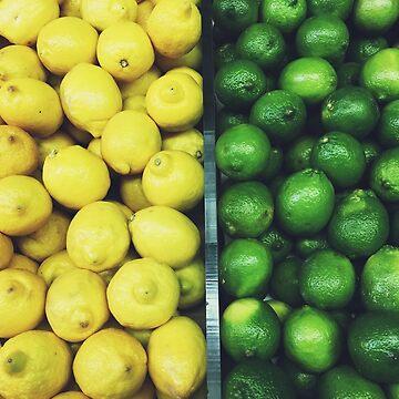 Limetten oder Zitronen? von drubdrub