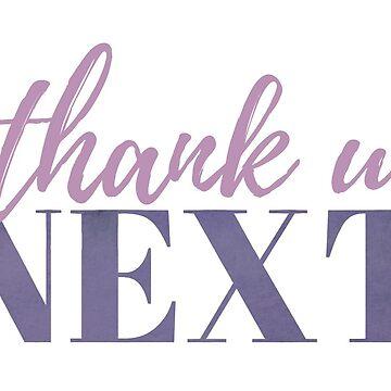 thank u, next by shinysylvieon