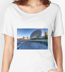 London City Hall Women's Relaxed Fit T-Shirt