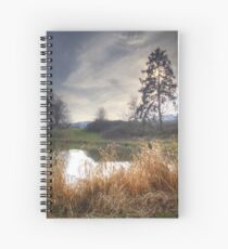 Southdown Ponds Spiral Notebook