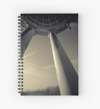 far away Spiral Notebook