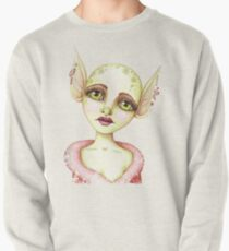 Goblin Girl Wishes Pullover