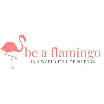 Be a Flamingo Preppy by annmariestowe