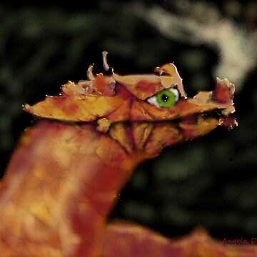 The Leaf Dragon by AngieDavies