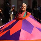 In trance: Sufi dancer, Cairo by Peter Gostelow