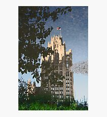 Chicago Reflections II Photographic Print