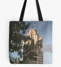 Chicago Reflections II Tote Bag