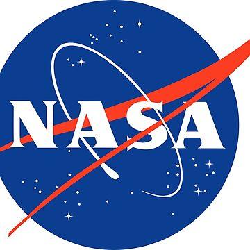 NASA   Meatball Logo by zachsbanks