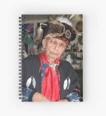 Wes3 Spiral Notebook