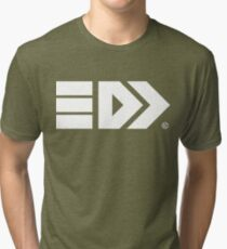 Takoroka Choco Layered LS Tri-blend T-Shirt
