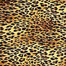 Leopard Skin Camouflage Pattern  by taiche