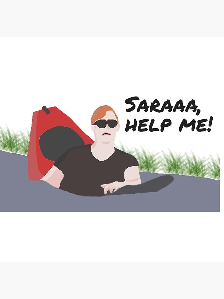 Saraaa, help me! by jillmarbach