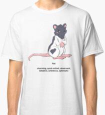 Chinese Zodiac Tee-- Year of the Rat Classic T-Shirt