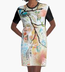 Wild Woman Seeker Graphic T-Shirt Dress